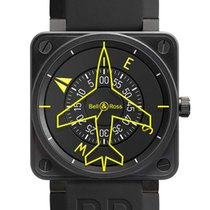 Bell & Ross BR01 Flight Instruments BR01-92 Heading Indicator