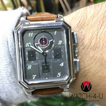 Perrelet Rectangle Royale Double Rotor Nr 45 Gray Chronograph...