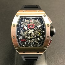 Richard Mille RM011-FM Flyback Chronograph Rosegold/Titanium