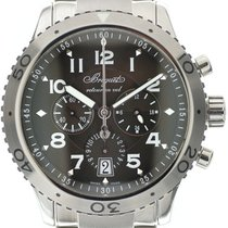 Breguet Type XXI Flyback COME NUOVO scat/gar art. Bt10