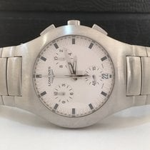 Longines Opposition Chronograph 39mm Impecável