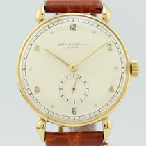 Patek Philippe Vintage Calatrava Manual Winding Gold