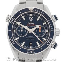 Omega PLANET OCEAN 600M CO-AXIAL CHRONOGRAPH 45,5 MM TITAN...