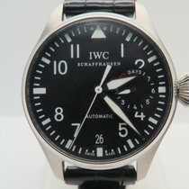 IWC Big Pilot 7 Days Power Reserve Ref: IW500901 (Box&Papers)