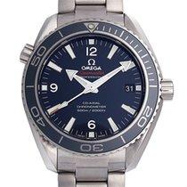 Omega Seamaster Planet Ocean blue steel bracelet