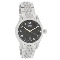 Oris Classic Series Mens Automatic Stainless Steel Watch...