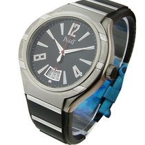 Piaget GOA34011 Polo FortyFive - Titanium on Bracelet with...