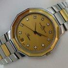Baume & Mercier Riviera Stahl-Gold - Diamant-Zifferblatt -...