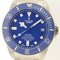 Τούντορ (Tudor) Pelagos Blue Dial 25600tb Titanium  B&p...