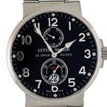 Ulysse Nardin Marine Chronometer 1846 Stahl 41mm