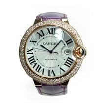 カルティエ (Cartier) Ballon Bleu 18 K Rose Gold With Diamonds...
