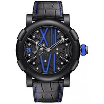 Romain Jerome Jerome Steampunk Auto Blue