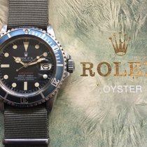 Rolex Red Submariner 1680 Mk V Original Papers
