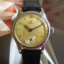 오메가 (Omega) Military Rare 15 Jewels Wristwatch