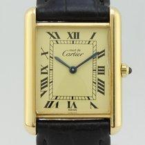 Cartier Must Quartz Silver Lady 14973