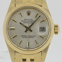 Rolex Oyster Perpetual Datejust Gelbgold 69168