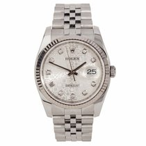 Rolex Pre-Owned DateJust 116234 2013 Model