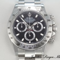 Rolex Daytona 116520 Stahl Chronograph Automatik Rehaut 2014