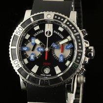 Ulysse Nardin Maxi Marine Diver 8003-102-3/92 Black Box/Paper/...
