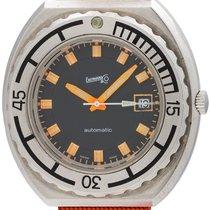 Eberhard & Co. Diver's Automatic circa 1970's