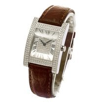 Chopard H Your Hour 18k White Gold Diamond -women watch
