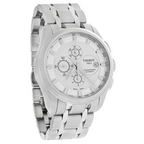Tissot Couturier Mens Chronograph Automatic Watch T035.627.11....