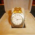 Audemars Piguet royal oak oro giallo 35 mm. automatico calibro...