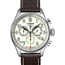Junkers Spitzbergen F13 6186-5 Quartz Watch Swiss Ronda Movt...