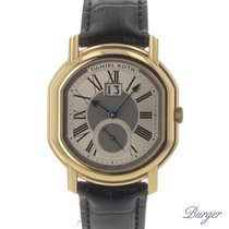 Ντάνιελ Ροθ (Daniel Roth) Datomax Big Size Rose Gold NEW