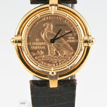 Corum $5 Half Eagle Rotating Bezel