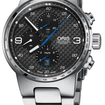 Oris Williams F1 Team Chronograph Date 44mm 01 774 7717...