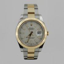 Rolex DATE JUST 2 STEEL & GOLD 41mm