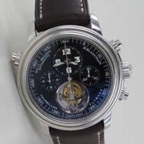 Blancpain Leman Tourbillon Chronograph Platin Limited 99 ...