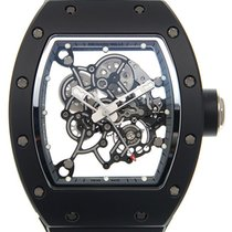 Richard Mille Bubba Watson RM055-BUBBA Titanium Transparent...