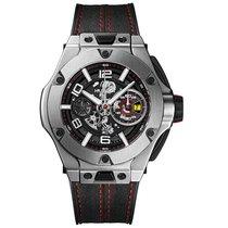 Hublot Big Bang Ferrari Chronograph Unico Titanium