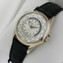Patek Philippe Complications World Time 5130g 18kt White Gold