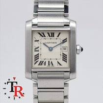 Cartier Tank Francaise Midsize  Box+Papers