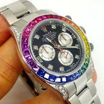 롤렉스 (Rolex) DAYTONA COSMOGRAPH RAINBOW 116509-116599