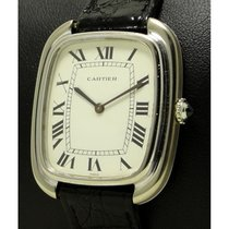 Cartier | Square White Gold Made In 1970's