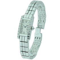 Cartier WJ2003W3 Lanieres - 18KT White Gold Diamonds Case -...