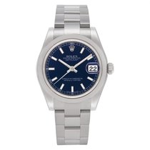 Rolex Datejust 31mm Stainless Steel 178240 Mid-Size Watch
