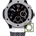 Hublot Big Bang 44mm steel chronograph 301sx130rx NEW