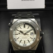 Audemars Piguet 15710ST Royal Oak Offshore Diver White Dial [NEW]