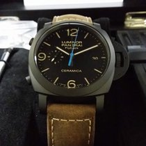 Panerai PAM580 Luminor 1950 Flyback Chronograph Ceramica 44mm...