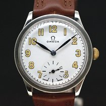 Omega Militär White Dial aus 1935 Super Zustand Handaufzug