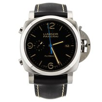 Panerai Luminor 1950 3 Days Chrono Flyback Automatic Acciaio...