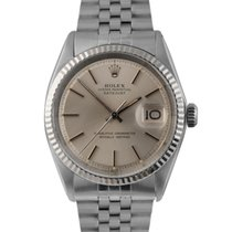 Rolex Vintage Steel Datejust with Original Papers, Ref: 1601