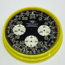 "Breitling Dial Cosmonaute 809 small counters  ""Rare"""