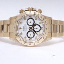 Rolex Daytona Zenith 16528 Diamonds