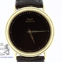 Piaget Classic Ladies Watch solid 18K Yellow Gold Ladies Watch...